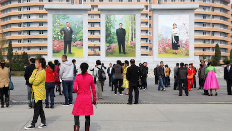 BETWEEN THE GOOSE STEP AND DOLCE VITA – A ROAD TRIP THROUGH A NEW NORTH KOREA