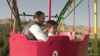 Nazir mit Sohn 1