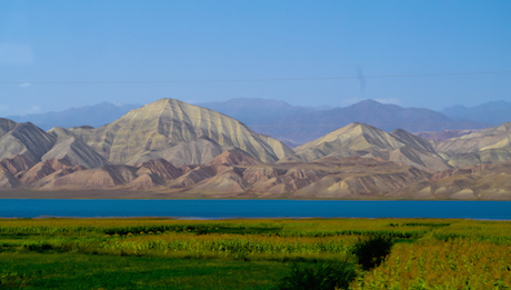 DRY SEASON – CENTRAL ASIA'S BATTLE FOR WATER