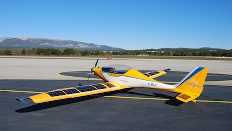 READY FOR TAKE-OFF – THE ALL-ELECTRIC AIRCRAFT