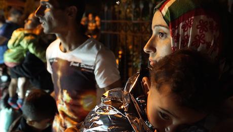 MAHMUD'S ESCAPE – A SYRIAN FAMILY SEEKING REFUGE