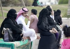 THE SECRET REVOLUTION – WOMEN IN SAUDI ARABIA