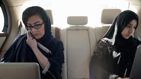 THE SECRET REVOLUTION - WOMEN IN SAUDI ARABIA - NEW DOCS