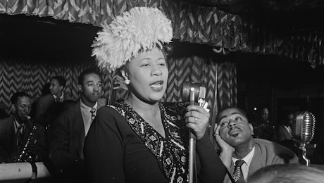 PURE LOVE – THE VOICE OF ELLA FITZGERALD