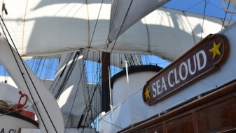 THE SEVEN LIVES OF THE SEA CLOUD