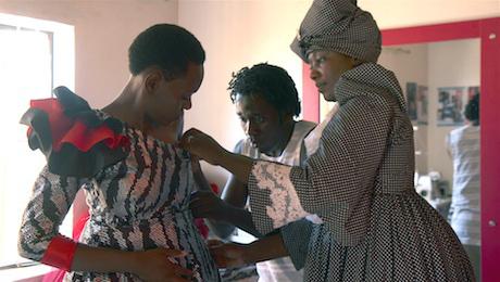 NEW DRESSES, DARK PAST – HERERO OF NAMIBIA