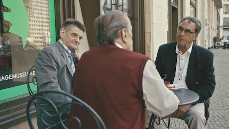 MEETING OF SPIES