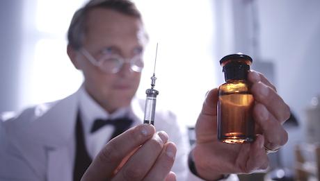 PENICILLIN – A MEDICAL REVOLUTION