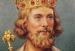 P06GT2 'Edward II', 1935. Edward (1284-1327) who ruled from 1307 until he was deposed in January 1327. He is thought to have been murdered later that year, p