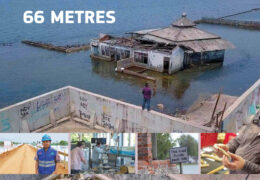 66 METRES – RISING SEA LEVELS
