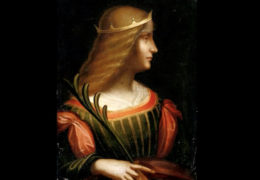 THE LOST LEONARDO – LEONARDO DA VINCI AND THE PORTRAIT OF ISABELLA D'ESTE