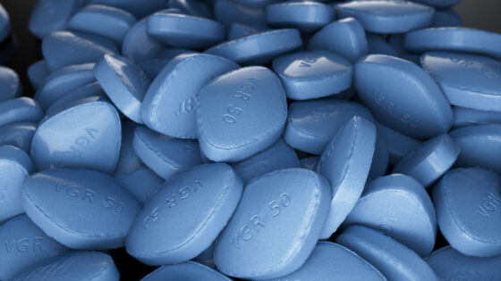 BLUE MAGIC – HOW VIAGRA CHANGED THE WORLD