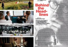 BEHIND THE HEADLINES premieres at CPH:DOX and Hot Docs